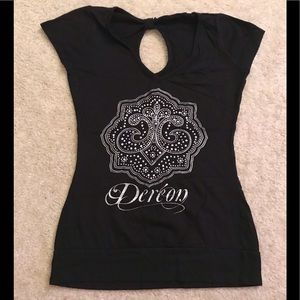 Dereon Bling Top
